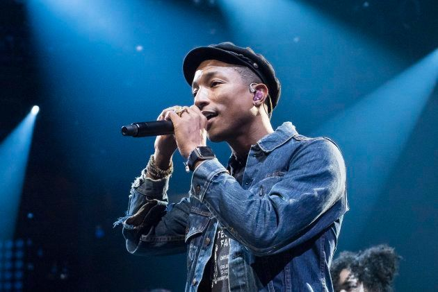 Pharrell was among those to pay tribute to Mac Miller