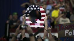 「Q」の衝撃 匿名掲示板に書かれた「根拠なき陰謀論」がアメリカで広まっている