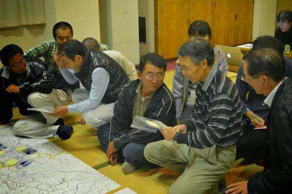 「よそもの」が集落に関わるということ:限界集落における継続的な地域活性化