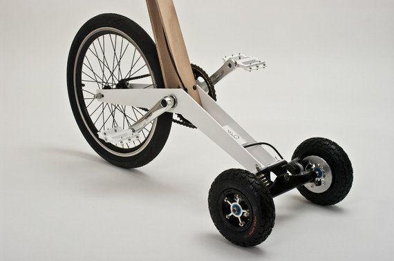 自転車 + 一輪車 ÷ 2 =