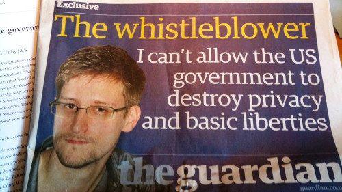 誰がネット上の「スパイ」なのか?
