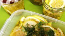 【ネクスト塩レモン】漬けるだけ「レモンオイル」で爽やかな味を楽しもう!