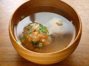 【10秒で完成】注目の「野菜玉」と「みそボール」で即席みそ汁が出来た!