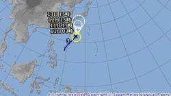 気象予報士さんTwitterでは米軍の台風進路予想が気象庁予想と違うとの情報も