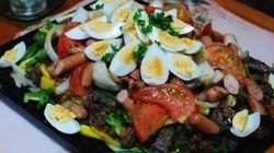 南米ボリビアでパーティ料理として親しまれている「ピケ・マチョ (Piche