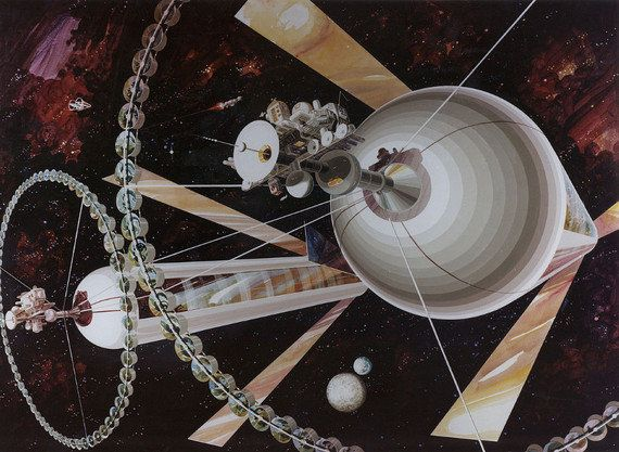 「軌道エレベーター」「スペースコロニー」宇宙開発の驚くべき未来