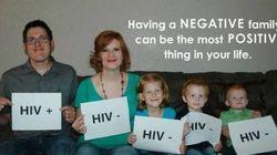 私はHIVを持って生まれ、34年生きてきました