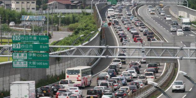 高速道路の渋滞予想 ゴールデンウィークで渋滞が集中するのは?