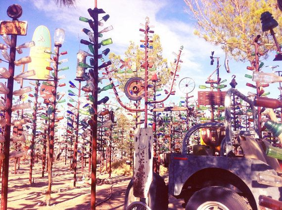 ガイドブックに載らないロサンゼルス郊外の不思議アートスポット13選