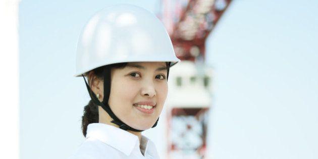 「建設現場で働く女性」倍増へ 東京オリンピックに向けて
