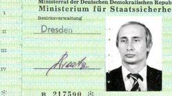 ロシアのプーチン大統領、東ドイツの秘密警察から身分証を与えられていた。いったい何のため?
