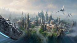 ついに帝国軍と反乱軍の戦いが始まる。ディズニーが「スター・ウォーズ」ランド開設へ(画像)