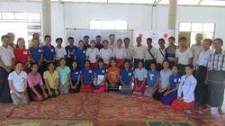 ミャンマー:障がい者を取り巻く地域課題を解決ーCBR事業開始から1年、その成果