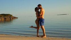 テイラー・スウィフトが彼氏と海辺でラブラブすぎる(画像集)