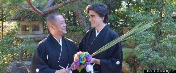 同性愛カップルの結婚、京都の寺院が後押し「信条や性的指向は関係ありません」