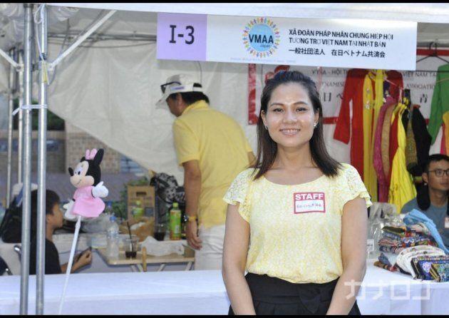 ベトナムと日本の架け橋として活躍する山本美香さん