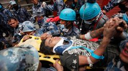 ネパールで5日ぶりに少年救出「奇跡としか言いようがない」