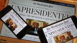 メディアをハックする:「トランプ辞任」の偽号外