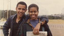 オバマ前大統領 妻ミシェルへの誕生日に投稿した昔のツーショット写真が素敵すぎる。