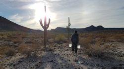 移民のために、砂漠に水や食料を放置。人道支援ボランティアに有罪判決