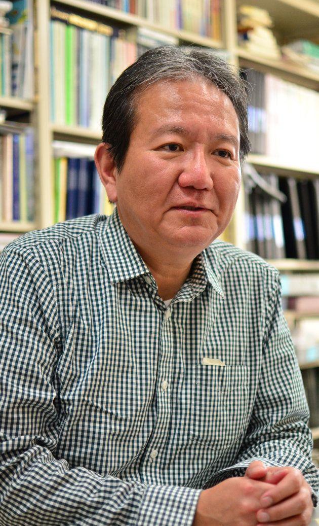 岩下明裕・九州大教授