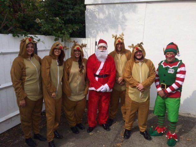 クリスマス好きな故人の葬儀