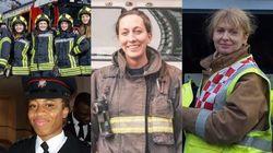 「女の子だから消防士になれない」と嘆く4歳少女のために、世界中の消防士たちが声援を送った。
