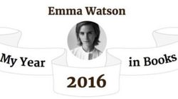 エマ・ワトソンの読書リストから、2017年に読む本を決めてみよう