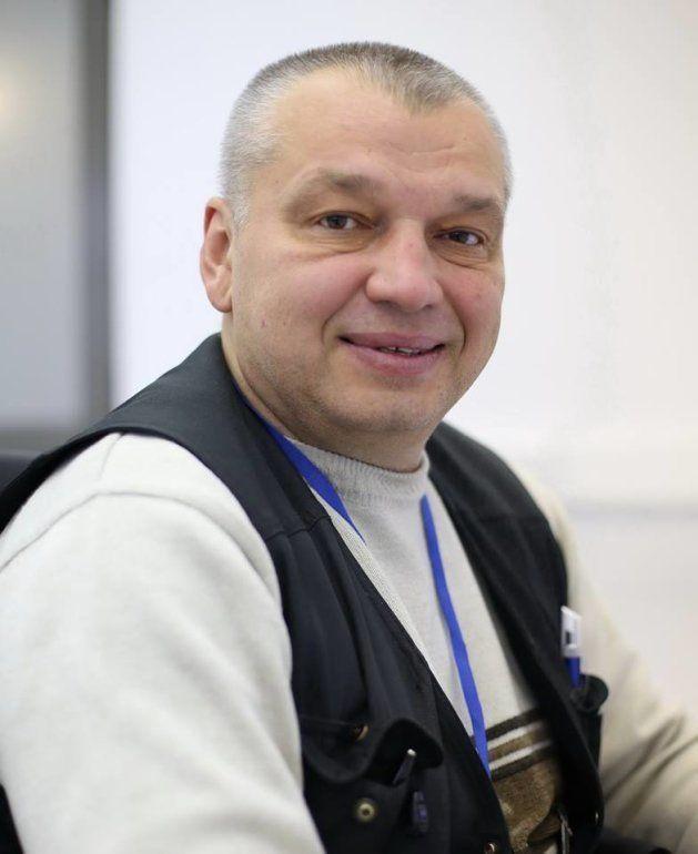 アンドレイ・スミルノフ氏