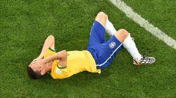ワールドカップ決勝トーナメント史上最多失点の惨敗。ホスト国ブラジルが無残に散る