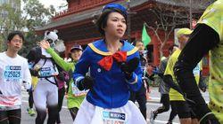 コスプレランナーが、東京マラソンのコスプレ規制に思うこと