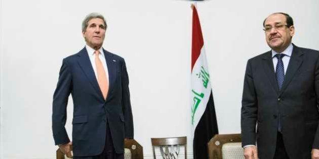 イラクのマリキ首相、四面楚歌でも早期退陣の気配なし