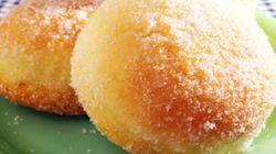 フライパンと1cmの油で、ふっくらおいしいドーナツを作る方法