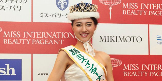 山形純菜さん、ミス・インターナショナル日本代表に選出(画像集)