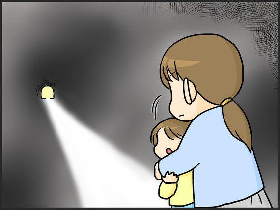 心を開いて話せる友人-『息子は自閉症。ママのイラスト日記』(6)