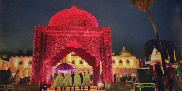 インドの結婚式をiPhoneで撮影したら、魔法のように美しかった(画像集)