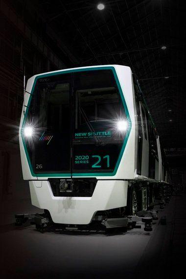 埼玉新都市交通2020系、2015年11月4日デビュー