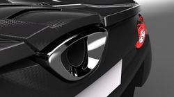 公道も走れる世界最軽量のスポーツカー!