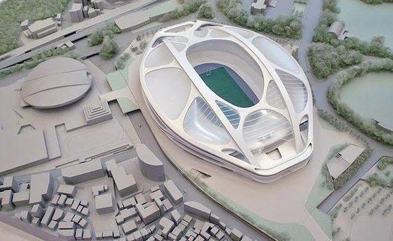新国立競技場の基本設計は出来上がっていない!(6)