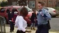 ノリノリのダンスでケンカを仲裁した警官、オバマ大統領も絶賛(動画)