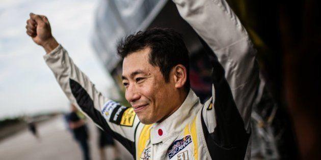 レッドブル・エアレースで日本人初優勝、室屋義秀「25年かけてやっととれた」