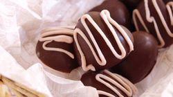 製氷皿で「本格ボンボンショコラ」が大量生産できた!