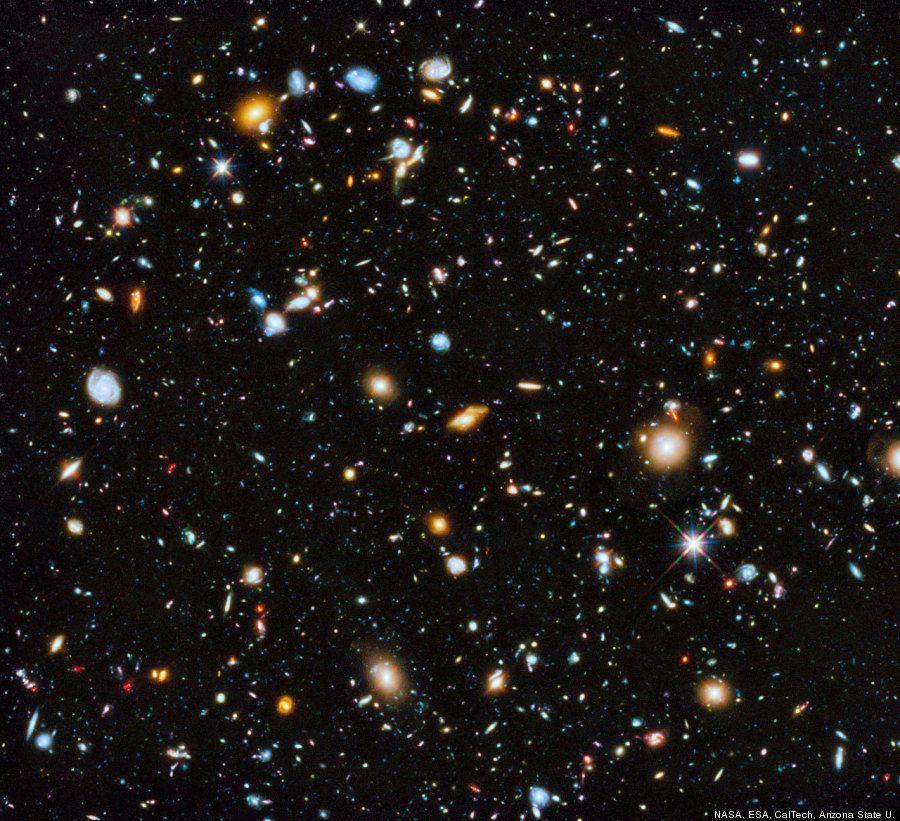 ハッブル望遠鏡の「史上最高にカラフルな宇宙写真」
