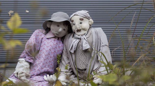 等身大の人形が住民より多い徳島の集落 ドイツ人制作のドキュメンタリー、海外でも話題に【画像】