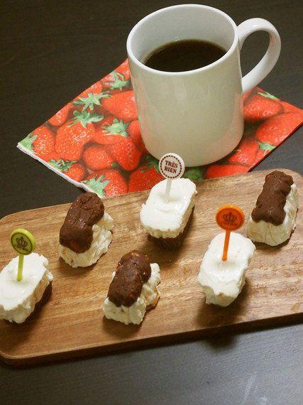 【バレンタインに】製氷皿で作る「ひとくちチョコ」がころころキュート!