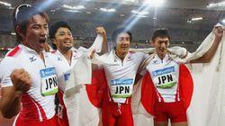 北京オリンピックのリレー、日本が銀メダルに繰り上げか