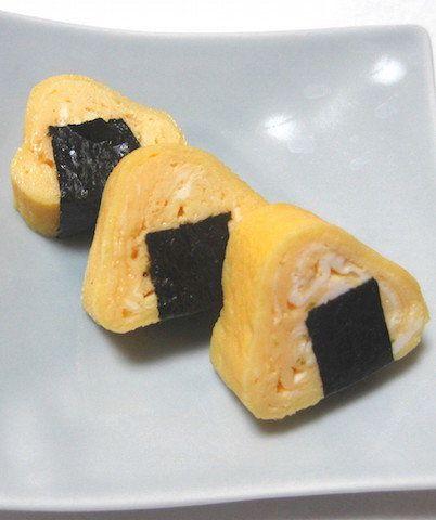 【新たなバリエ】かわいい「おにぎり型卵焼き」ってどうやって作るの?