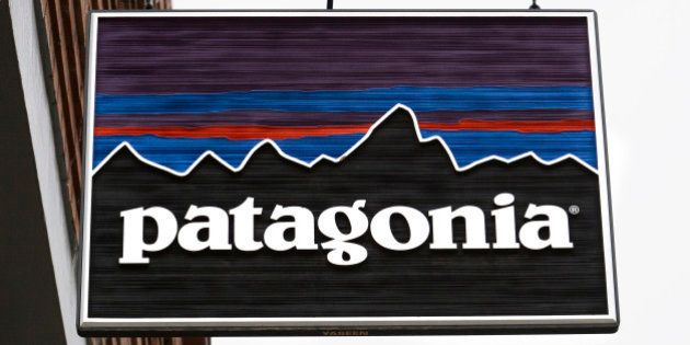 TELLURIDE, CO - JULY 7, 2014: A Patagonia store is among the several shops catering to outdoor enthusiasts...