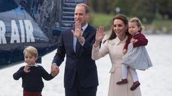 ウィリアム王子は素敵なパパ。だけどやっぱり子育ては大変だったみたい