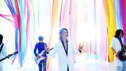 GLAY、新曲のMVで蜷川実花氏とコラボ TERU「想像以上のキラキラ」